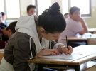 1 milyon 174 bin öğrenci sınav heyecanı sardı