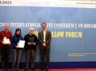 """Türk bilim insanlarına Çin'de """"en iyi makale"""" ödülü"""