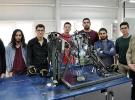 Öğrencilerin formula aracı İngiltere'de boy gösterecek