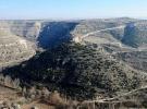 Ulubey Kanyonu'nun 'milli park' ilan edilmesi için çalışma