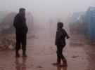 Rusya'nın yerinden ettiği Suriyelilerin yaşam mücadelesi