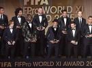 2015'in en iyi futbolcusu Messi oldu
