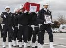 Şehit polis için Ankara'da tören düzenlendi