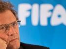 FIFA Genel Sekreteri Jerome Valcke Atıldı