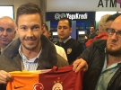 Linnes resmen Galatasaray'da