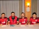 Gaziantepspor'un yeni transferleri iddialı