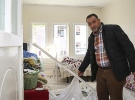 Çınar'da vatandaşlar teröre tepki gösterdi