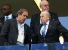 Blatter ve Platini'nin savunmaları alınacak