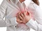 Kalp krizi ölümü kadınlarda daha fazla