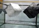 Mermer tozu ve külden suda batmayan 'beton' üretildi
