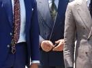 New York'ta erkek modası koleksiyonları tanıtıldı