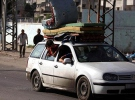 İsrail Filistinlileri sürüyor