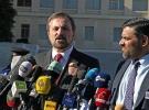 Suriyeli muhaliflerden görüşmelere katılma kararı