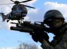 DHKP-C'ye yönelik hava destekli operasyon