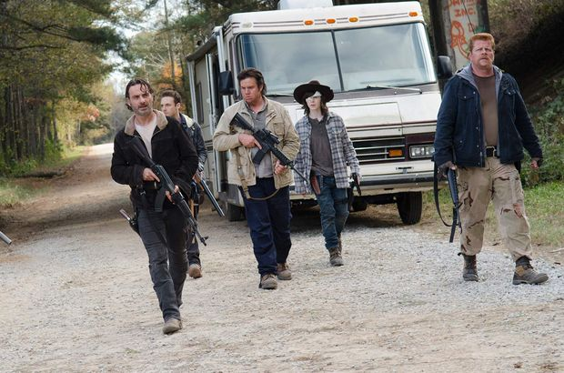 The Walking Dead 7. Sezon Ne Zaman Başlayacak?