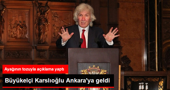 Türkiye Büyükelçisini Geri Çekti