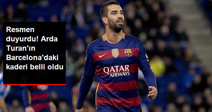 Barcelona Sportif Direktörü: Arda Turan Takımda Kalacak