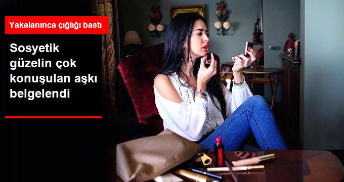 Ceylan Çapa-Serkan Uçar Aşkı Belgelendi