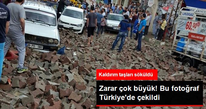 Türkiye Sel Felaketiyle Boğuşuyor!