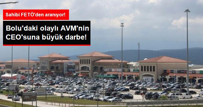 Alışveriş Merkezinin Ceo'su Tutuklandı