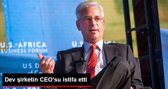 Visa'nın CEO'su Ailesi İçin İşinden İstifa Etti