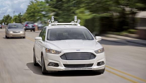 Ford Bütçe Dostu Sürücüsüz Araç Üretiyor