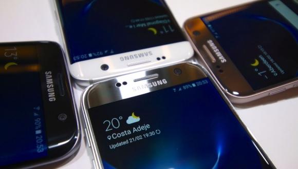 Galaxy S8, iPhone 7 Plus gibi olabilir!