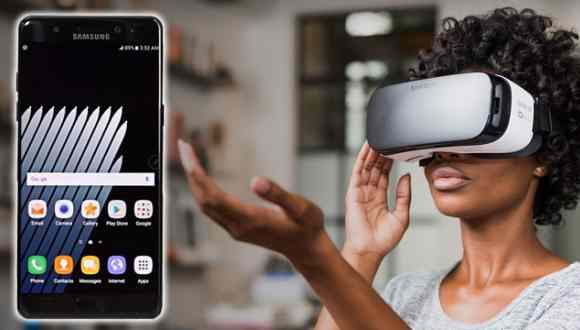 Gear VR artık Note 7 ile çalışmayacak!