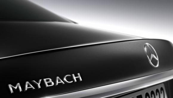 Yeni Mercedes Maybach Geliyor!