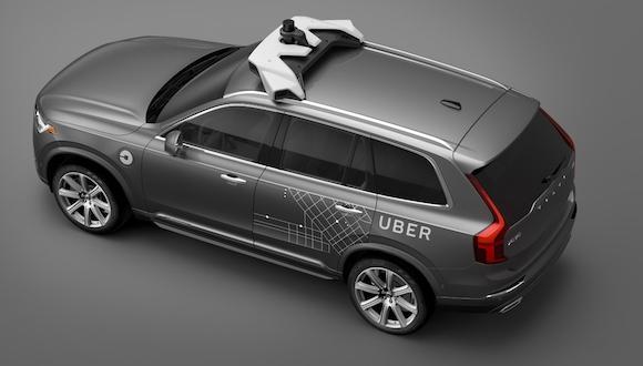 Uber Volvo ile İş Birliğine Gidiyor!