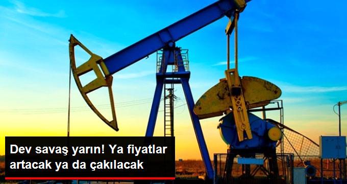 Petrol Üreticileri Fiyatları Belirlemek İçin Bir Araya Geliyor