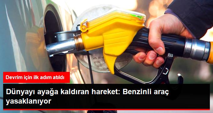 Norveç 2025 Yılında Benzinli Araçların Satışını Yasaklayacak