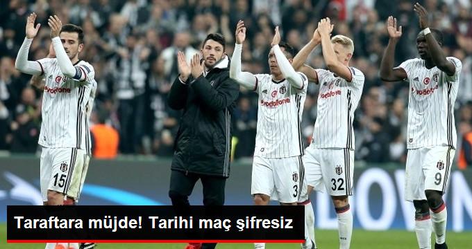 Dinamo Kiev – Beşiktaş Maçı TRT1'de Canlı Yayınlanacak