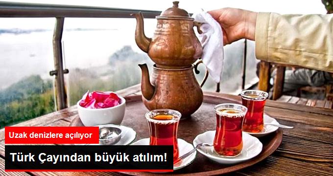 Rusya'da Türk Çayı Paketleme Fabrikası Kuruluyor