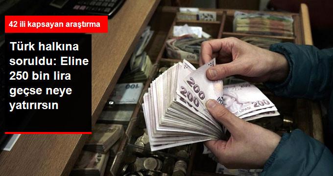 Türk Halkının Yatırımdaki İlk 3 Tercihi: Ev, Araba, Altın