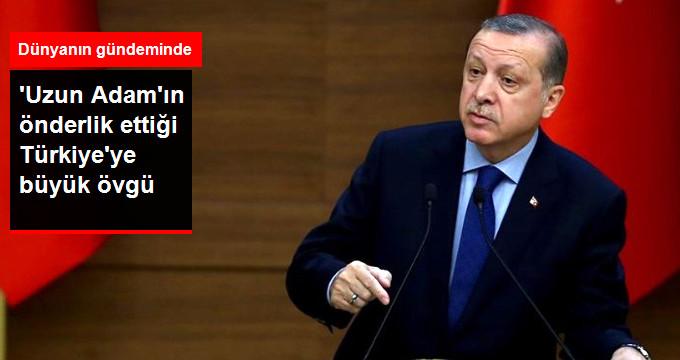 """Dünya Basınından Erdoğan'a """"Halep"""" Övgüsü"""