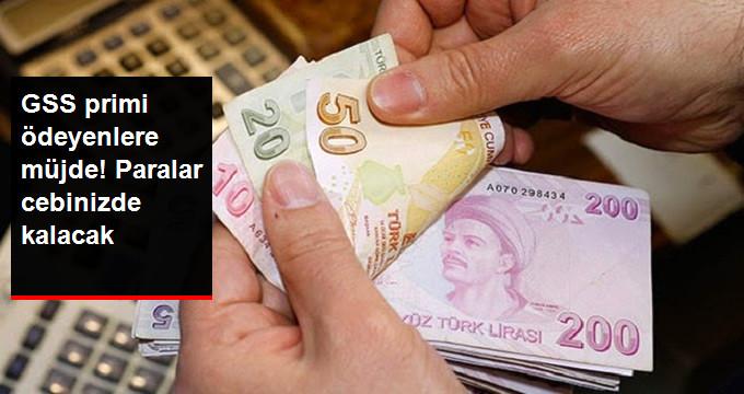 GSS Primleri 50 Liraya İniyor