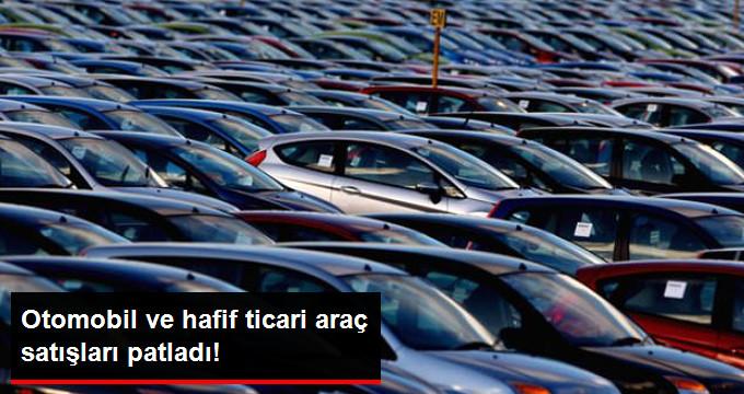 Otomobil Satışları Artışta