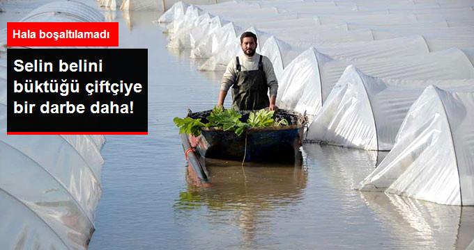 Önce Sel Vurdu Sonrasında Yetersiz Pompa Krizi
