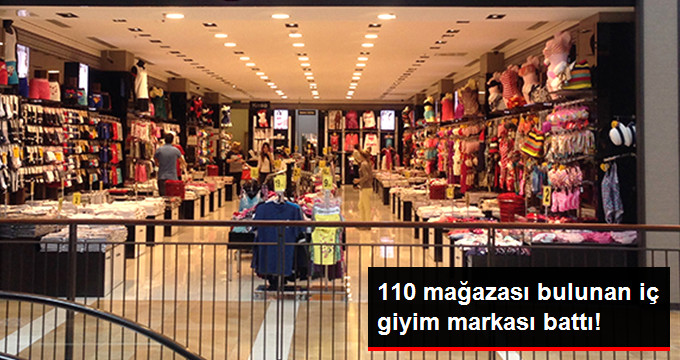 110 Mağazası Bulunan Tekstil Mağazası Kompedan Battı