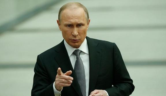 Putin: Bizi Bir Çatışmanın İçine Çekmeye Çalışıyorlar