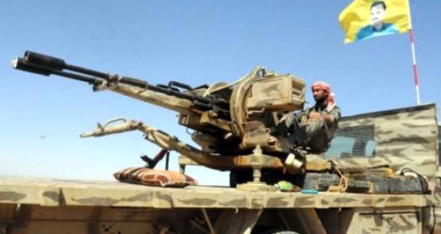Barzani'ye Bağlı Peşmergeler: PKK Ağır Silahlarla Mevzileniyor