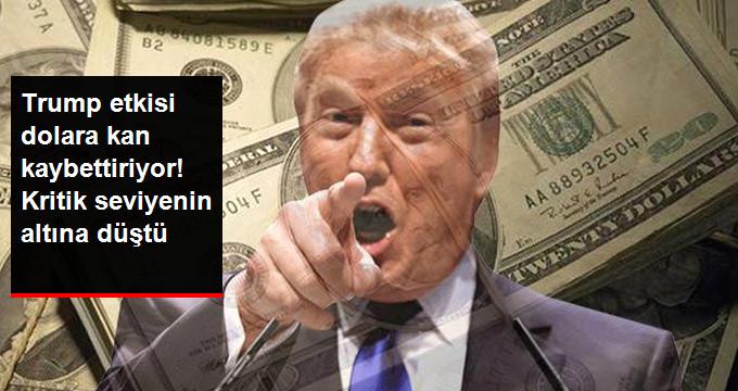 Trump'la Birlikte Dolar'da Yükseliş mi Düşüş mü Olacak?