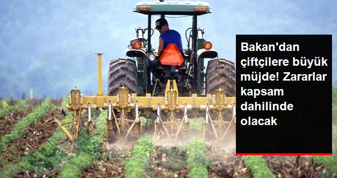 Tarımsal ve Hayvansal Zararların Tümü Sigorta Kapsamına Alınacak