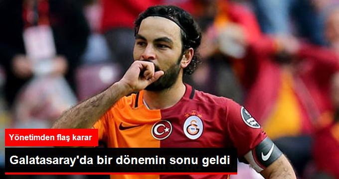 Galatasaray, Selçuk İnan Kararını Verdi! Yollar Ayrılıyor