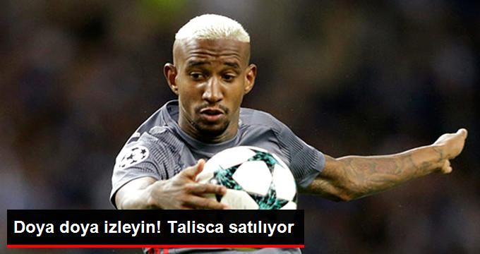 Benfica Yıldızı Parlayan Talisca'yı Satma Kararı Aldı
