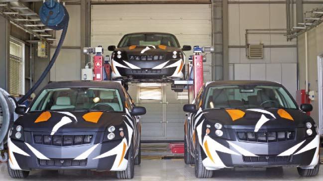Yerli Otomobili Üretecek Şirketleri Açıklandı