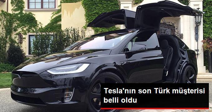 Tesla'nın Son Türk Müşterisi Ülker Oldu