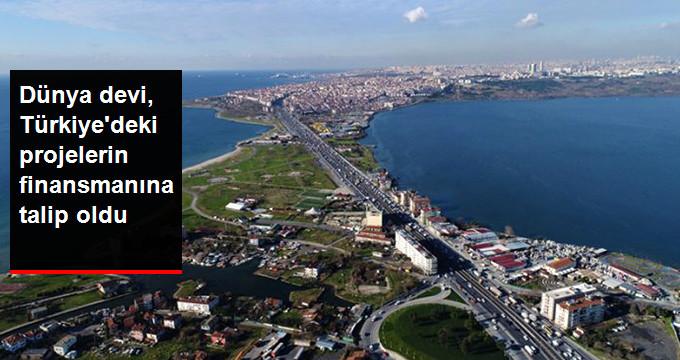 Bank of China Türkiye'deki Projelere Talip Oldu