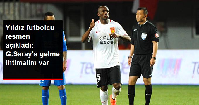 M'bia: Galatasaray'a Gelme İhtimalim Var